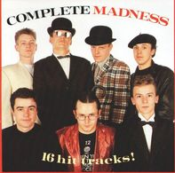 MADNESS - Complete Madness - 16 Hit Tracks - CD - Rock