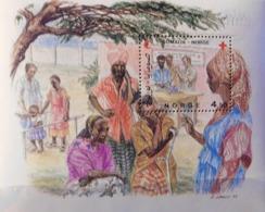 "Norwegen/Norge 1987 ""Norway - Somalia"" - Unused Stamps"