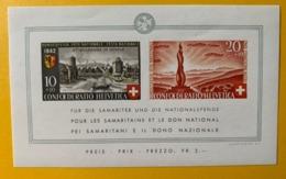 10437 - Pro Patria Bloc No 19 1942 *** Neuf MNH - Pro Patria