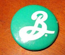 BROOKLYN BREWERY SPILLA PIN BIRRIFICIO Ø  Cm 2.5 - Bierpins