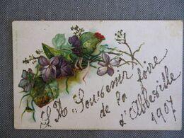 Abbeville   Souvenir De La Foire  D Abbeville 1907 - Abbeville
