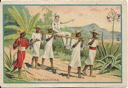 CHROMO Pharmacie PERRON CHALON SUR SAONE.A Madagascar - Other