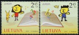 Europa 2010 - Lietuva ** - Europa-CEPT