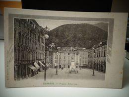 Cartolina Di Carrara Piazza Alberica Formato Piccolo - Carrara