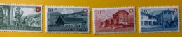 10442 - Pro Patria  1948 Nos 38-41 *** Neuf MNH - Pro Patria