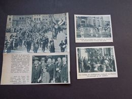 """Origineel Knipsel ( 5390 ) Uit Tijdschrift """" De Stad """"  1937 :   Lodewijk Van Boeckel   Lier   Lierre - Vieux Papiers"""