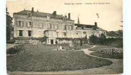45* ST AY Chateau De La Grande Cour - Andere Gemeenten