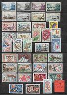 Timbres De St Pierre Et Miquelon  De 1955/63  N°348 A 369 Complet  Neufs ** 3 Timbres* - Nuovi