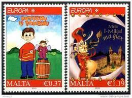 Europa 2010 - Malte Malta  - ** MNH - 2010