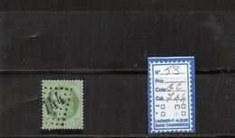 FRANCE - N°53 (GC 744) - 1849-1876: Période Classique