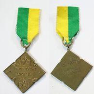 Médaille De Marche_146_Belgique, Lokeren, Wandeling, 1976, 21 Km - Bélgica