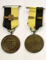 Médaille De Marche_152_Belgique, VTB Wandelmarsen, Wandeling, - Bélgica