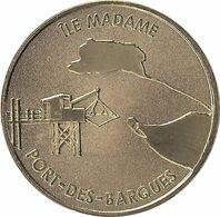 2020 MDP296 - FOURAS - Île Madame (Port-des-Barques) / MONNAIE DE PARIS - Monnaie De Paris