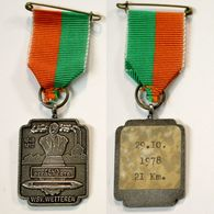 Médaille De Marche_157_Belgique, Wetteren, Wandeling, 1978, 21 Km, Felix Beernaerts, 1845-1912 - Bélgica