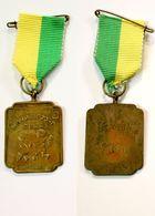 Médaille De Marche_160_Belgique, Zulte, Wandeling, 1975, 21 Km - Bélgica