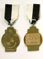 Médaille De Marche_161_Belgique, Gentbrugge, Wandeling, 1979, 21 Km - Bélgica