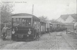 GRAMMONT  -- Station Du Tram  - ( Club Ferroviaire De L'Est De La Belgique ) - Geraardsbergen