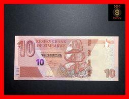 ZIMBABWE 10 $ 2020  P.  New   UNC - Zimbabwe