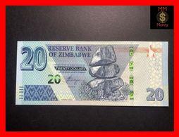 ZIMBABWE 20 $ 2020  P.  New   UNC - Zimbabwe