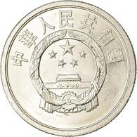 Monnaie, CHINA, PEOPLE'S REPUBLIC, 5 Fen, 1983, TTB, Aluminium, KM:3 - China