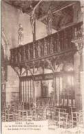 29 - Eglise De La ROCHE-MAURICE - Le Jubé - La Roche-Maurice