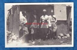 Photo Ancienne Snapshot - ALGERIE ? TUNISIE ? MAROC ?- Portrait Soldat Français - 1932 - Colonial Militaire Garçon Noir - Krieg, Militär