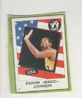 EARVIN JOHNSON...PALLACANESTRO....VOLLEY BALL...BASKET - Trading Cards