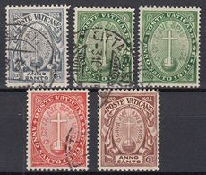 VATICAAN 1933-1953 Used/NH/MNH,good Quality,see 14 Scans [24] - Sin Clasificación