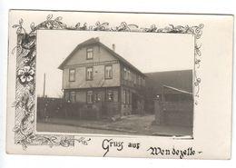 Alte Fotoansichtskarte , Gruss Aus Wendezelle ( Nähe Wendeburg / Braunschweig) - Peine