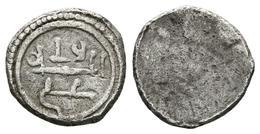 ALMORAVIDES. Alí Ibn Yusuf. 1/2 Quirate. 500-537 H. Delgado Láminas Pág. 106-35 - Islamiche