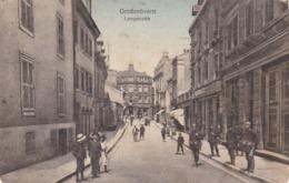 GROSSMÖVERN - MOYEUVRE-GRANDE - MOSELLE - (57) - CPA FELDPOST ANIMÉE. - Other Municipalities