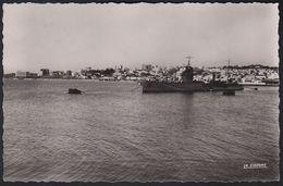 Marokko - Tanger - Harbour - Kriegsschiff - Warship - Tanger