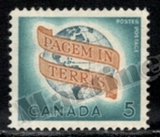 Canada 1964 Yvert 341, Peace. Pagem In Terris - MNH - Nuevos