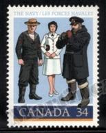 Canada 1985 Yvert 944, Military. Navy, 75th Anniv Royal Canadian Navy - MNH - Nuevos