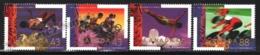 Canada 1994 Yvert 1379-82, Sports. 15th Commonwealth Games. High Jump, Wheelchair Marathon, Diving & Cycling - MNH - 1952-.... Regering Van Elizabeth II