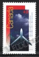 Canada 1994 Yvert 1385, Planes. 50th Anniv International Civil Aviation Organization, ICAO - MNH - 1952-.... Regering Van Elizabeth II