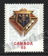 Canada 1997 Yvert 1526, Organizations. Religion. Knights Of Columbus, Emblem - MNH - Nuevos