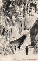 V8-96Bç  Italie Carrara Cave Marmo - Carrara