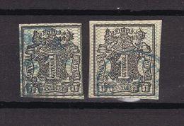Hannover - 1856/57 - Michel Nr. 9 - Gestempelt - 30 Euro - Hanover