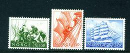 NORWAY - 1981 Sailing Ship Era Set Unmounted/Never Hinged Mint - Norwegen