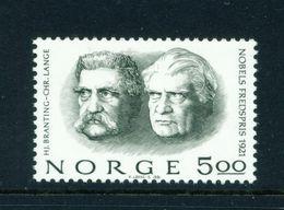 NORWAY - 1981 Nobel Prize Winners 5kr Unmounted/Never Hinged Mint - Norwegen