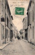 "B70357 Cpa Blaye - Rue St Romain "" état "" - Blaye"