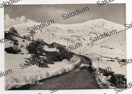 1955 - ETNA Autostrada - Vulcano Volcano - Unclassified