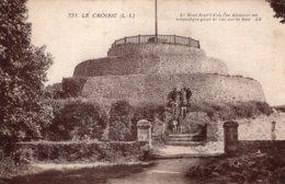 B70399 Cpa Le Croisic - Le Mont Esprit - Le Croisic