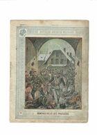 Déménagement Des Prussiens Anecdotes Militaires 1871 Didactique Protège-cahier Couverture 220 X 175 Bien - Schutzumschläge