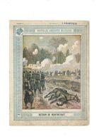 Retour De Montretout Anecdotes Militaires 1871 Didactique Protège-cahier Couverture 220 X 175 Bien - Schutzumschläge