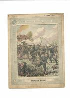 Propos De Bivouac Anecdotes Militaires 1870 Didactique Protège-cahier Couverture 220 X 175 Bien - Schutzumschläge