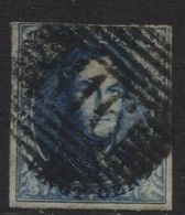 N°4 (3 Marges/un Filet) Obl. P 116 THOUROUT. Coba 40 - 1849-1850 Medallions (3/5)