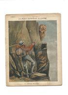 OURS Fâcheuse Rencontre Petit Voyageur Illustré Didactique Protège-cahier Couverture 220 X 175 Bien RARE - Schutzumschläge