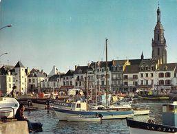 44 - Le Croisic - Dans Le Port Avant Le Coucher Du Soleil - Le Croisic